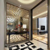 Laser Cut Decorative Screens Stainless Steel Metal Panels for Room Divider