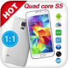 Low Price Galaxy S5 Smart Mobile Phone Mtk6582 Quad Core 1g/16GB (I9700)