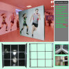 8' Aluminum Display Booth for Trade Show/Display Stand