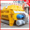 Jss4000 Twin Spiral Belt Commercial Concrete Mixer