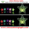 Colorful Metal Star LED Bulb Decoration Light