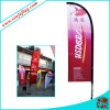 Advertising Display Beach Feather Flag with Fast Delivery
