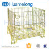 Folding Wire Mesh Collapsible Storage Cage