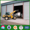 Light Steel Structure Garage, Warehouse with Rolling up Door (XGZ-SSB082)