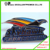 Promotional Customized Color Engraved Metal Badge