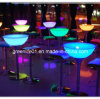 Glowing LED Tables, Bar Table, LED Cocktail Table, Illuminated Home Bar Furniture