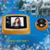 Digital Peephole Door Viewer with LCD Screen, Doorbell, Infrared LCD