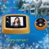 Digital Peephole Door Viewer with LCD Screen, Doorbell, Infrared LCD