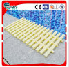 Bone Color Flexible Three Socket Swimming Pool Grating (width 18cm 20cm 25cm 35cm)