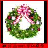 LED Christmas Wreath Decoration Garland Holiday Wreath Ball Light