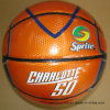 Size 3 Custom Logo Promotional PVC Leather Basketball