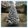Hot Sale Christmas Decoration 180cm Artificial Snowing White Christmas Tree