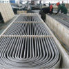 304 Seamless Stainless Steel U-Shape Pipe U Bend Tube
