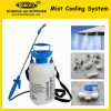 Outdoor Portable Mist Cooling System, 5L Pressure Spray Bottle