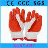 13G Nylong Polyster Coated Nitrile Work Gloves