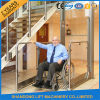 Hote Sale 7 M 250 Kg The Disabled Home Wheelchair Lifts with Ce