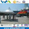 5mx5m Aluminum PVC Pagoda Tent
