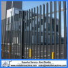 Galvanized Palisade Steel Fence with High Quality