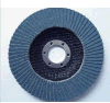 "Abrasive Flap Disc with Aluminum 115mm X 22mm (4-1/2"" X 7/8"")"