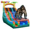 20′ Rip N′ DIP Gorilla Inflatable Dry Slide for Kids