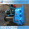 Construction Usage Double Drum Hoist Crane Winch Made in China