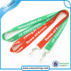China Wholesaleer Polyester Lanyard with Custom Logo