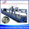Roller Bed Intersection Plasma Cutting Machine