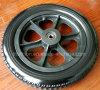12.5X2.25 Flat Free PU Foam Wheel
