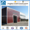 Design Steel Structure Prefabricated Shed