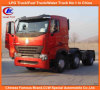 Heavy Duty 336HP HOWO A7 6X2 Prime Mover Tractor Truck