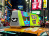 Waterproof P5 Full Color Taxi/Cab Roof LED Sign Board