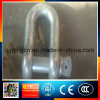 Foeged Lifting Straight Shackle with Screw Pin