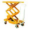 Mobile Manual Hydraulic Scissor Lift Table Truck