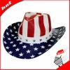 American Flag Hat Cowboy Hat Paper Hat Straw Hat