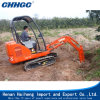 He16 Small Rops Cabin Sunshade 1.8t Mini Crawler Excavator