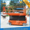 China Hydraulic Self Propelled Outdoor Electric Man Lift Ladder