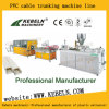 PVC Cable Trunking Extrusion Line / PVC Cable Duct Extrusion Machine