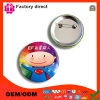 Utton / Button Badge in Tin Material