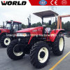 Four Wheel Drive Agriculture Farm Tractors 110HP for Sale