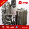 1500L Steam Heating Beer Brewery Brewing Equipment