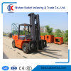 Cpcd60 6ton Forklift with Chaochai or Isuzu Diesel Engine Hydraulic Gearbox for Exporting