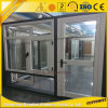 Customized Aluminum Extrusions Profiles for Office Partition