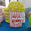 5.75-Foot Jumbo Buttered Popcorn Pool Float