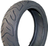 Motorcycle Parts Motorcycle Rubber Tire 130-60-13