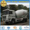 Shacman 3 Axles 10 Cubic Meter Cement Mixer Truck