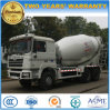 Shacman 3 Axles Cement Mixer Truck 10 Cubic Meter Concrete Delivery Truck