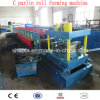 Building Construction Steel C Channel Roll Forming Machine