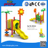 Small Plastic Kids Outdoor Playground Set for Fun