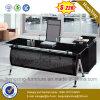 Executive Desk Wooden Office Furniture Black Office Desk (NS-GD035)