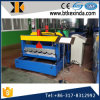 1000 Metal Glazed Tile Roof Forming Machine